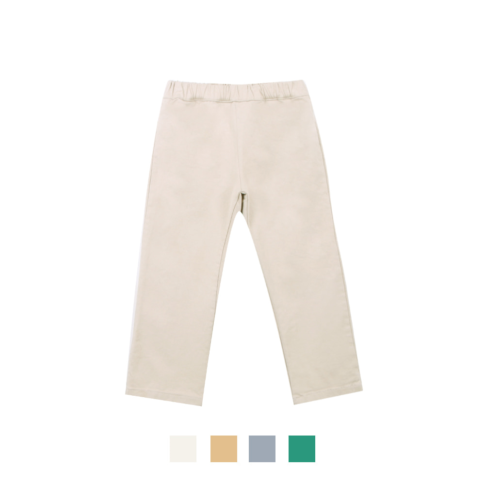 20 S/S Cotton pants