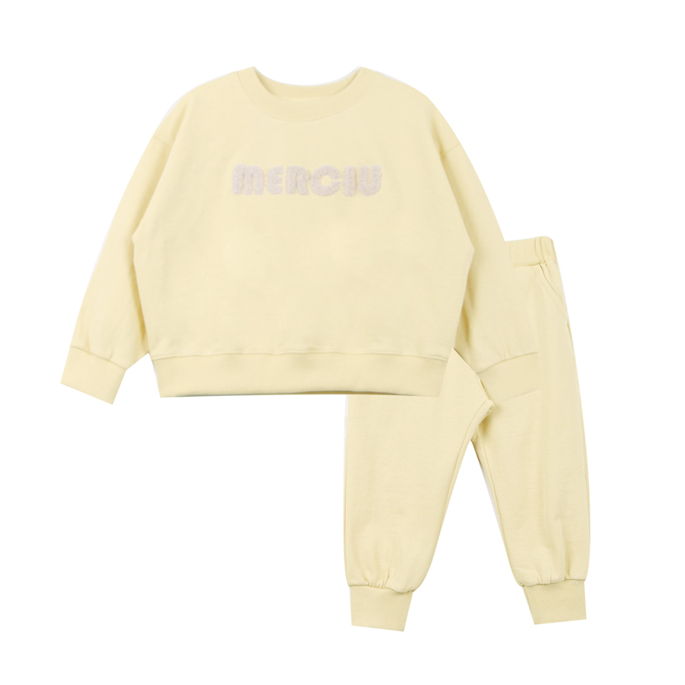 20 S/S Merciu set - yellow