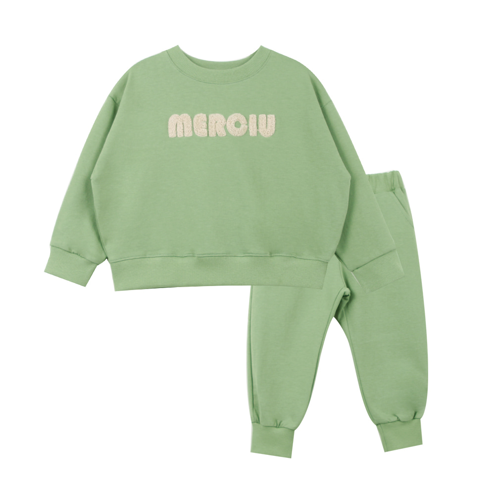20 S/S Merciu set - green