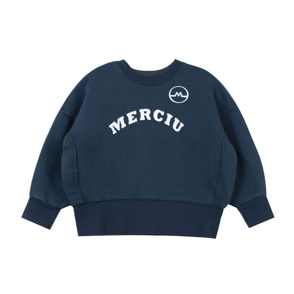 Merciu sweatshirt - navy