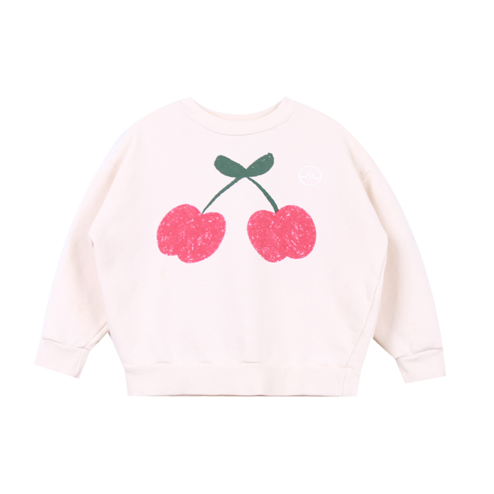 Cherry sweatshirt