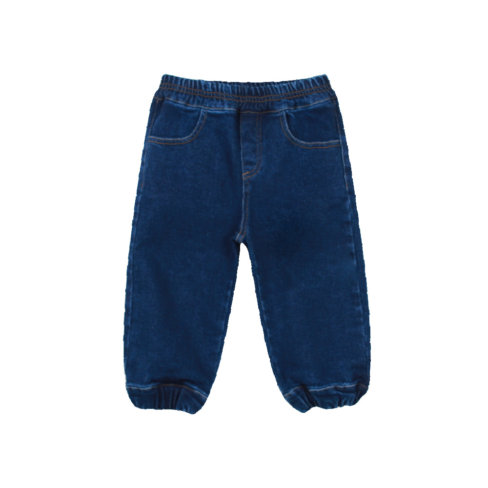 20 S/S Denim jogger pants