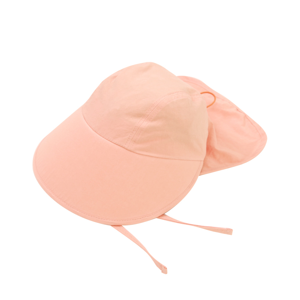 20 Summer swim hat - peach