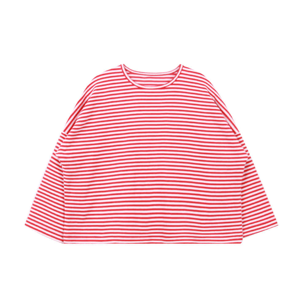 20 S/S Red stripe T-shirt