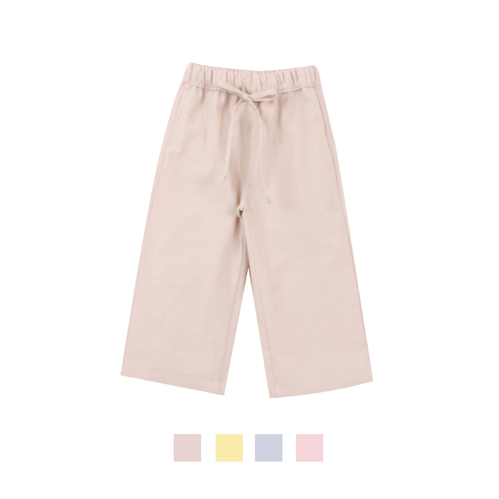 20 Summer string pants (4차 프리오더)