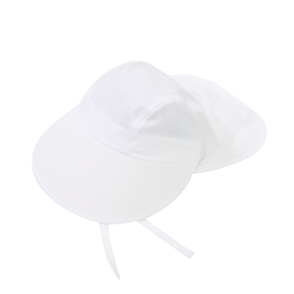 20 Summer swim hat - ivory